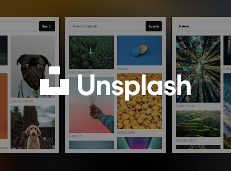 Unsplash For Chrome