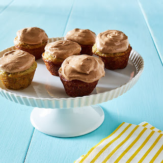 Mini Banana Cupcakes with Nutella Frosting Recipe