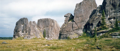 Photo: CHS Granite Tors