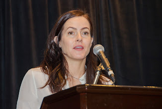 """Photo: Bethany McLean Author, journalist and Contributing Editor at Vanity Fair and Co-Authored the """"Smartest Guys in the Room: The Amazing Rise and Scandalous Fall of Enron."""""""