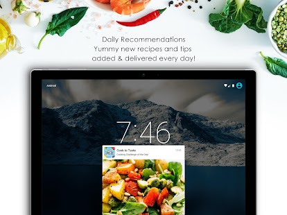 Cook to taste tasty recipes cooking videos android apps on cook to taste tasty recipes cooking videos screenshot thumbnail forumfinder Gallery