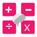 Math Brain Workout Fun Game icon