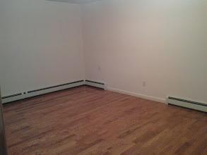 Photo: New Hardwood Floors in Long Beach, NY after Sandy