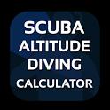 Scuba Altitude Diving Calc icon