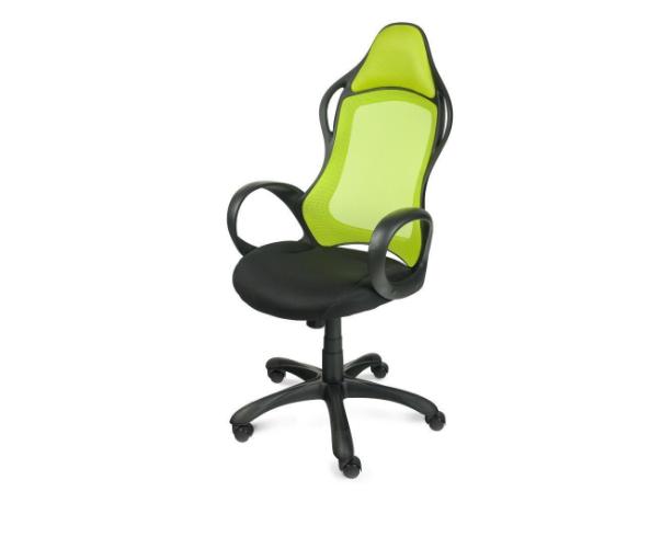 Кресло для персонала Smart Black