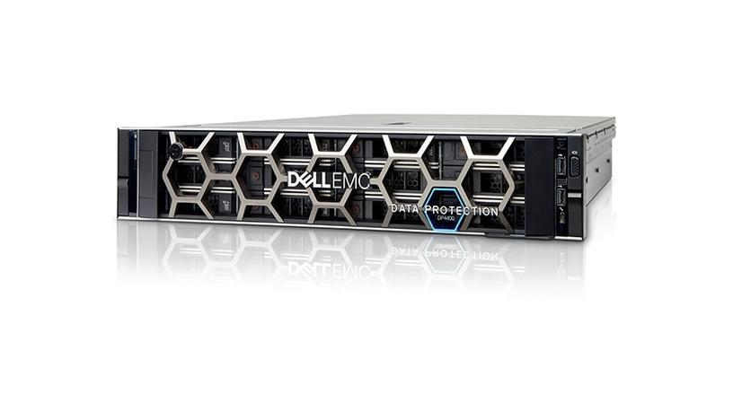The  fresh Dell EMC Integrated Data Protection Appliance DP4400; simply powerful data protection at the lowest cost-to-protect.