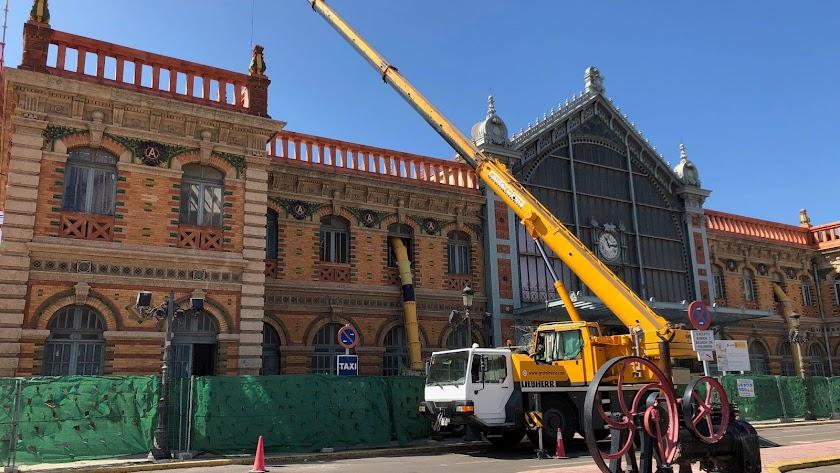 La empresa ha trabajado en algunas de las remodelaciones más significativas de la capital, como la de la Antigua Estación.