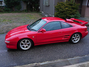 MR2 SW20 1998 GT V型のカスタム事例画像 フナヴォンさんの2020年09月22日18:12の投稿