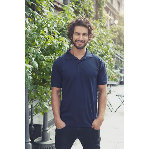Neutral Organic Mens Polo Shirt