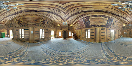 Photo: Wooden Mosque of Neyshabur