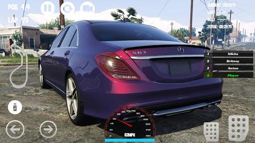 Car Racing Mercedes - Benz Game 1.0 screenshots 3