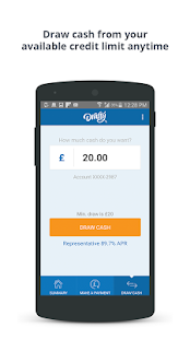 Drafty | Get cash fast- screenshot thumbnail