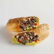Philly Veggie Wrap