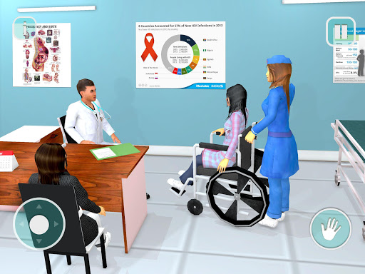 Hospital Simulator - Patient Surgery Operate Game  screenshots 14