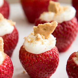 Whipped Cream Stuffed Strawberries Recipes