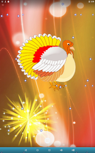 Thanksgiving Live Wallpaper- screenshot thumbnail