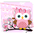 Pink Owl Keyboard Theme file APK for Gaming PC/PS3/PS4 Smart TV