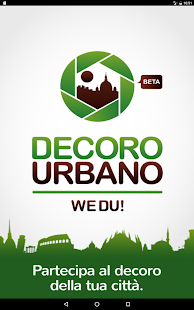 WeDU! Decoro Urbano- screenshot thumbnail