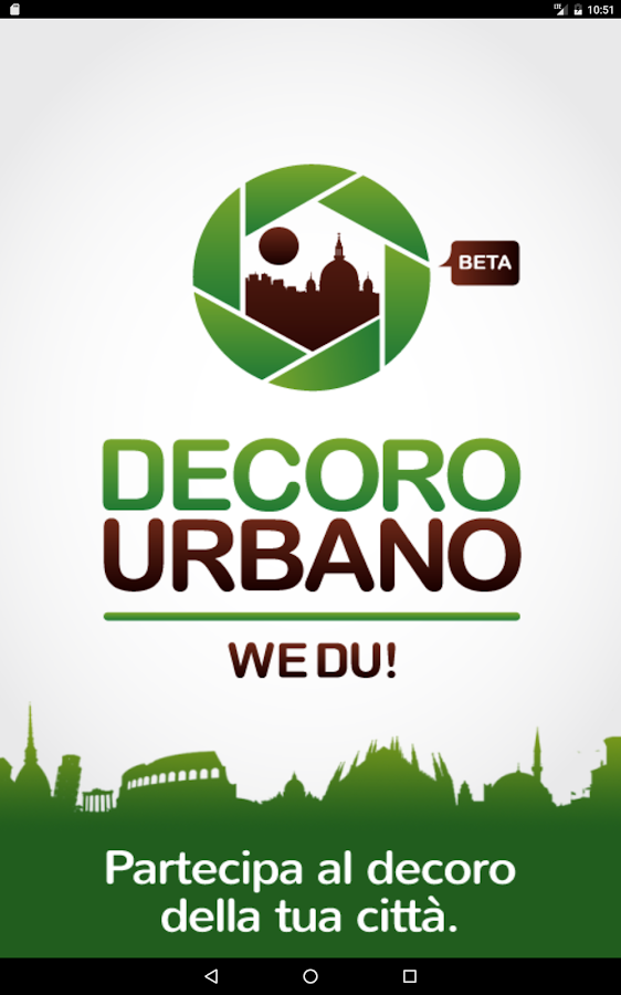 WeDU! Decoro Urbano- screenshot