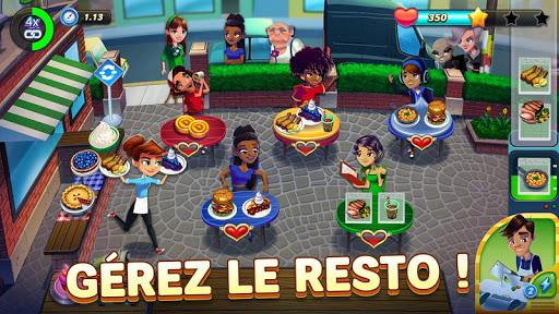 Diner DASH Adventures – a cooking game APK MOD – ressources Illimitées (Astuce) screenshots hack proof 2