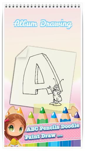 玩免費娛樂APP|下載ABC铅笔嘟嘟漆绘制 app不用錢|硬是要APP