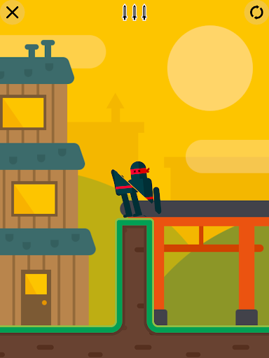 Mr Ninja - Slicey Puzzles 2.11 screenshots 13