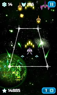 Space Survival Shooter- screenshot thumbnail