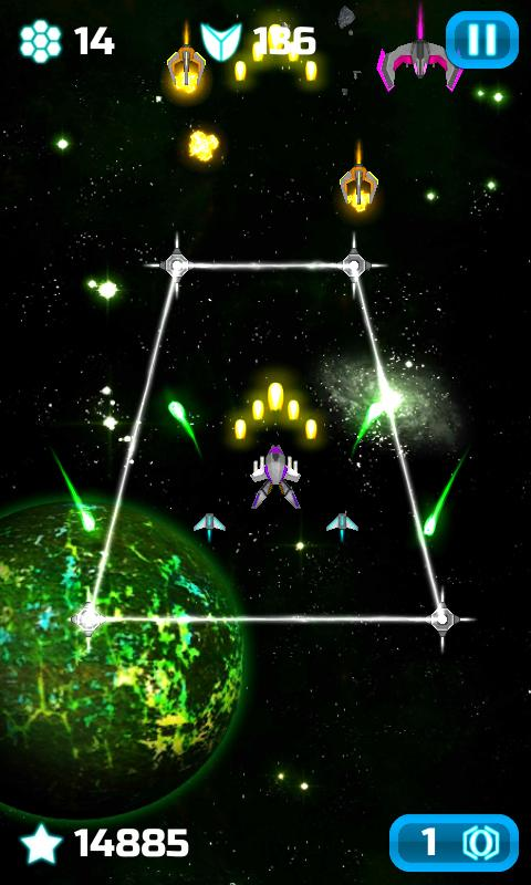 Space Survival Shooter- screenshot