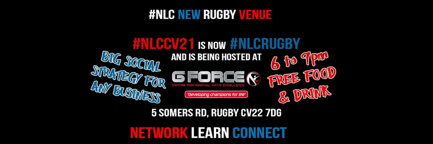 Network Learn Connect NLCRugby : Big Social Strategy For Any Business