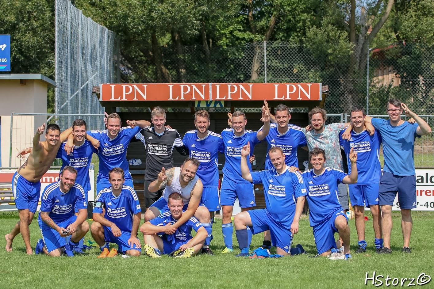 TVK II SC Kiechlinsbergen   1:0  (1:0)