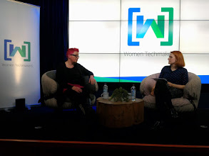 Photo: Fireside Chat: Sue Black with Sarah Drinkwater