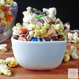 S'mores Popcorn #MovieNight4Less.