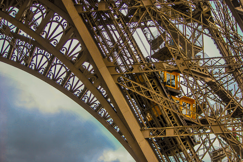 La torre Eiffel di PaoloPalazzi