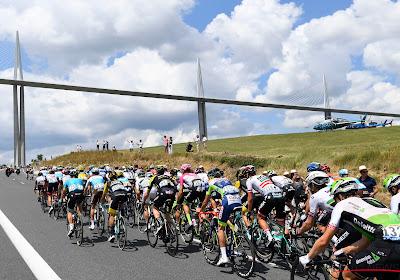 Ronde van Frankrijk 2020 - Rit 7: Millau - Lavaur: Opletten voor waaiers, Sagan, Froome en Thomas weten dat het kan