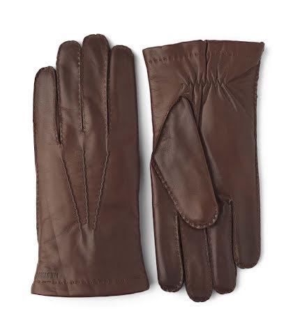 Hestra Edward handskar kastanj