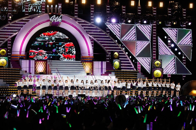(BDrip / 1080p) 乃木坂46 4th YEAR BIRTHDAY LIVE 2016.8.28-30 JINGU STADIUM