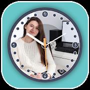 HD Photo Clock Live Wallpaper - My Photo On Clock APK
