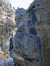 Photo: Gangotri,A bit rock climbing practice.(Kush)