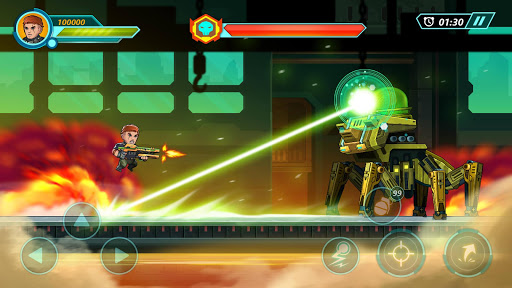 Phantom Squad: Metal Shooter Soldier 1.1 screenshots 2