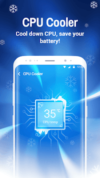 Clean Master (Boost Antivirus) APK screenshot thumbnail 6