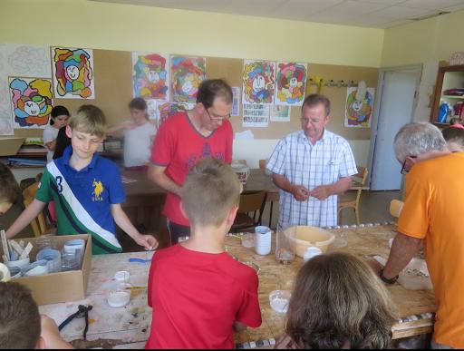 projet de L'Arche en Agenais avec personnes handicapées