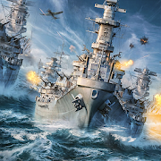 World Warships: Atlantic Battleships Blitz