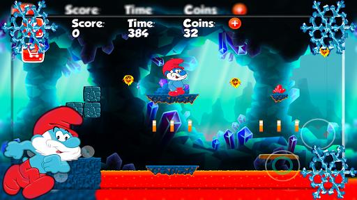 Papa Adventure Smurf Leps World 1.0 screenshots 6