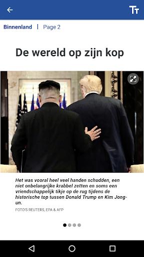 De Telegraaf Krant screenshot 3