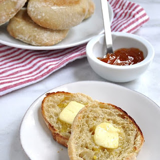 Homemade English Muffins