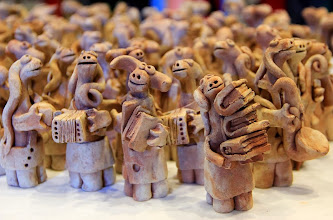 Photo: Odprtje razstave miniatur Igorja Spreizerja na Festivalu Sanje.  Foto: Manca Čujež/Sanje