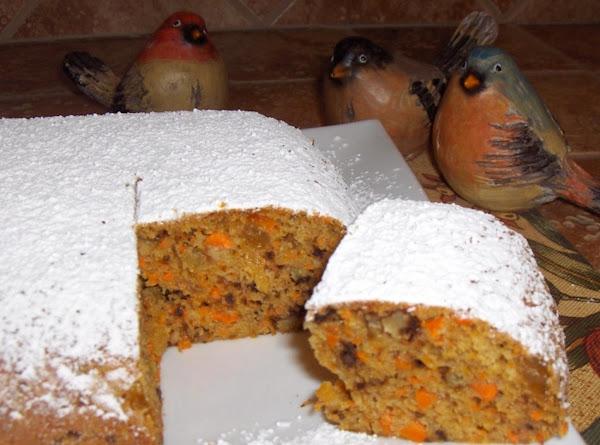 Carrot Cake In A Crock Pot! Recipe