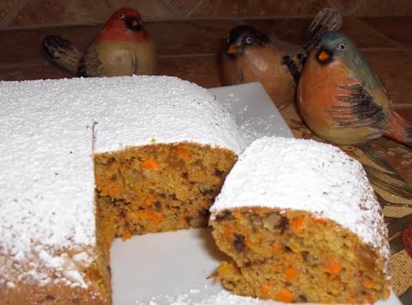 Carrot Cake In A Crock Pot!