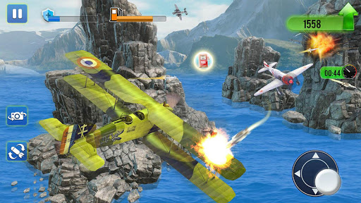 Wings of Fire - Drone Fly  Fighter 1.2 screenshots 9