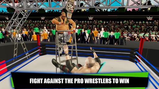 Ladder Match: World Tag Wrestling Tournament 2k18 1.3 screenshots 5
